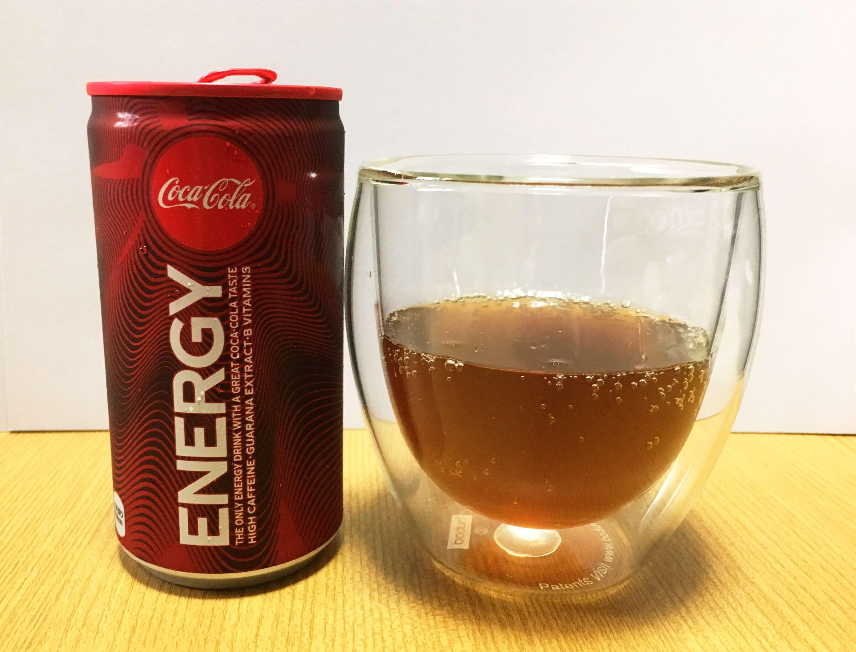 コカ・コーラ エナジー_メイン画像